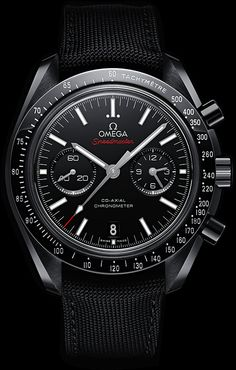 OMEGA Watches: Speedmaster Dark Side of the Moon