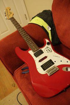 Fender Squier, Instruments, Guitar, Musical Instruments, Guitars, Tools