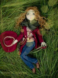 Maya | Romantic Wonders Dolls