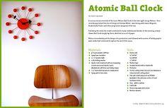 DIY Atomic Ball Clock