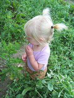 kids in the garden and on the homestead--activities