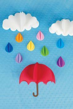 many ideas for a rainbow birthday party