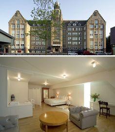 Lloyd Hotel, Amsterdam via mint: design, art, fashion, and wedding blog by ellie snow - Part 4
