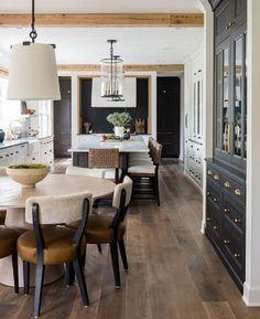 Home Design, Küchen Design, Home Interior, Interior Design, Style Me Pretty Living, Beautiful Kitchens, Beautiful Kitchen Designs, Home Builders, Kitchen Remodel