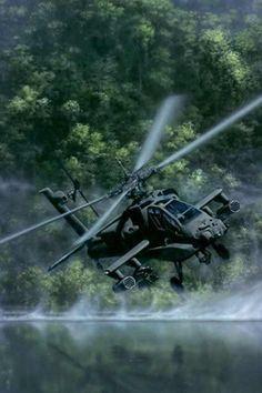 Apache, helicoptero.                                                                                                                                                     Más