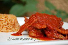 La cocina mexicana de Pily