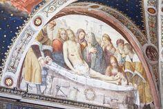 Chiesa di San Maurizio di Milano dopo il restauro sostenuto da Banca Popolare di Milano