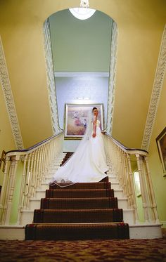 Welcome to The Castle Oaks House Hotel in Limerick. Located in Castleconnell, beside the River Shannon, our manor house is the perfect destination. Wedding 2015, Wedding Bride, Oaks House, Country House Hotels, Bride Photography, Castle, Stairs, Weddings, Bridal