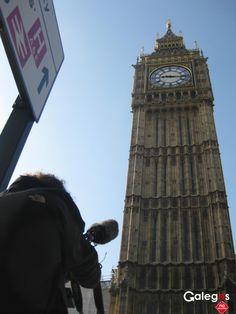 Galegos no mundo -Londres