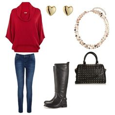 Casual Outfits For Valentine's Day