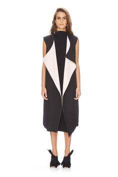 THE DIVERGENCE DRESS