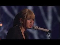 Taylor Swift - Back To December/Apologize Live