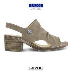 🔹 SALDOS 🔹  #lazuli #portugueseinspiration #lazulishoes #sale #saldos #descontos #shoes #shoelover #footwear  #shoponline #shopping #shoponline Lazuli, Heeled Mules, Spring Summer, Footwear, Sandals, Heels, Shopping, Fashion, Heel