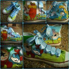 I would soooo wear these!