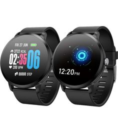 Cool Watches: Discount This Month LEMFO Smartwatch Real-time Heart Rate Blood Pressure Monitor Multi-sport mode Breathing Light Smart Watch for Android IOS Phone Smartwatch, Smart Watch Review, Smartphone, Ios Phone, Swiss Army Watches, Heart Rate Monitor, Android, Glass Screen, Sport Watches