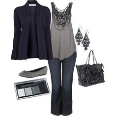 """Polyvore Outfits Already Put Together Plus Size 