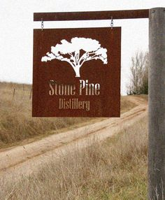 Finally .... we arrive on bike (after and arduous and hysterical 5 km ride) at Stone Pine Distillery, Bathurst NSW Australia