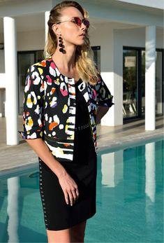 Pause Café, Pret A Porter Feminin, Catalogue, Kimono Top, Tops, Women, Fashion, Spring Summer, Ongles