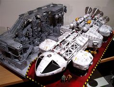 "Space: 1999"" Eagle transporter"