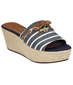 Sperry Top-Sider wedge