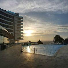 Foto: @soyvictorrey  www.hotellasamericas.com.co  #ElHoteldeLasEstrellas #Cartagena #Colombia #Caribbean #ThePreferredLife  #Cartagena Lifestyle, Instagram Posts, Cartagena Colombia, Caribbean, Pictures