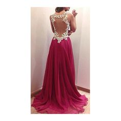 Rotita Lace Patchwork Burgundy Sweethwart Neck Ankle Length Dress ($24) ❤ liked on Polyvore featuring dresses, burgundy maxi dress, print dress, sleeveless maxi dress, high waist dress and burgundy lace dress