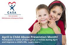 Become a part of the effort to prevent child abuse and neglect, or assist us in minimizing its effects as much as possible. Contact CASA and discover the mutual benefits of our advocacy program and its success.