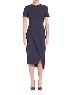 DKNY - Runway Wrap Dress