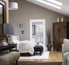Wonderful Master Bedroom Color Schemes Decorating Ideas. I like this color scheme too