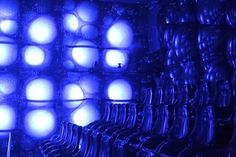 Waterplexx 5D //Bubbles & Backlit Wall Panels // © 2012 Kraftwerk Living Technologies // www.kraftwerk.at