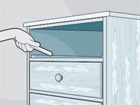 7 easy repairs for broken wood furniture.