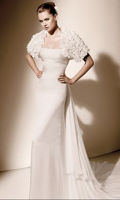 Justin Alexander Winter Wedding Dress @Moliere Bridal has this gown.