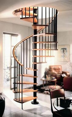 Helical Stairs on Spiral Staircase Kits   Home Page   Spiral Stairs Direct