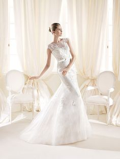 La Sposa Bridal Dresses http://www.weddingchicks.com/2013/11/20/la-sposa-bridal-dresses/