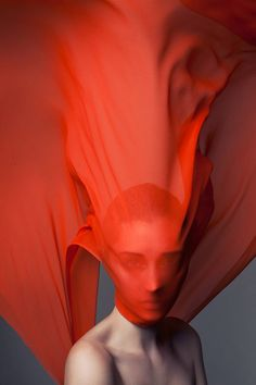 red face . gorgeous  #art #photography #fashion #face