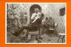 old barber pic