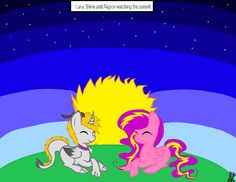 Adventures of Aligron and Luna shine part 2 by Luna shine