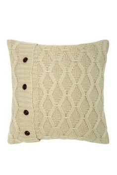 Buy Cosy Cable Knit Cushion from the Next UK online shop