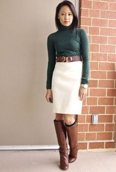 Nice 41 Stylish Women Office Outfits For Winter. More at http://simple2wear.com/2018/02/23/41-stylish-women-office-outfits-for-winter/