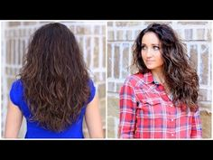 Tutorial for how to get great diffused curls! #cutegirlshairstyles #curlyhair #diffusedcurls #naturalcurl #hairstyles #hairstyle