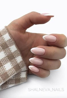 French Nail Designs, Nail Art Designs, Blog Designs, Nails Factory, Manicure At Home, Manicure Ideas, Ten Nails, French Tip Nails, Nail French