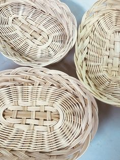 Bbg, Basket Weaving, Wicker Baskets, Home Decor, Bushel Baskets, Wicker, Basket, Decoration Home, Room Decor