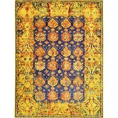 Blue Large Rugs | eSaleRugs - Page 3