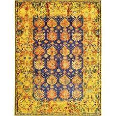 Vintage Patterned Carpet Let S Go Moerkabout Farewell