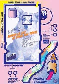 Poster design /// source:  delicate-vacuum