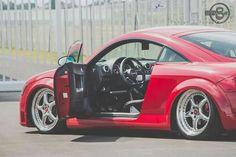 Audi tt modded mk1 8n