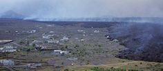 Erupção do vulcão do Fogo: Lava aumenta de velocidade e consome escola e hotel -