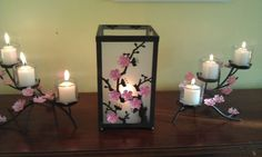 Cherry blossom table decorations bathroom traditional with wall sconces makeup mirror widespread from cherry blossom bathroom decor , image source: www. Pool House Bathroom, Bathroom Red, Cherry Blossom Decor, Cherry Blossoms, Grey Bathrooms Designs, Prefab Pool House, Love Home, Traditional Bathroom, My Room