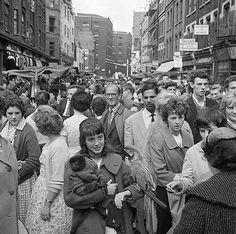 Petticoat Lane Market, Middlesex Street, Whitechapel, City Of London, Greater London