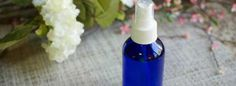 Making your own herbal hair spray is easy with essential oils! I can't wait to try this!-5